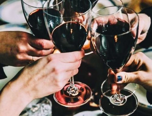 Wijnproeverij 18 April 2020
